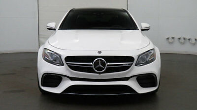 2018 Mercedes-Benz E-Class AMG E 63 S 4MATIC Sedan 2018 Mercedes-Benz E-Class - 207 Miles, 1 Owner  Fresh Trade In, Local AZ Car