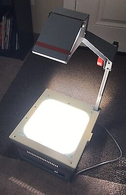 Apollo AI-1000 Overhead Projector ~ Works