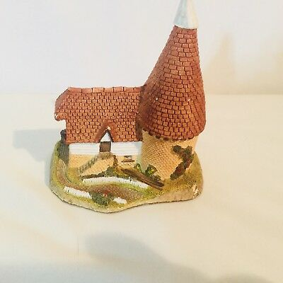1981 SINGLE OAST Cottage by DAVID WINTER Hand Made Great Britain