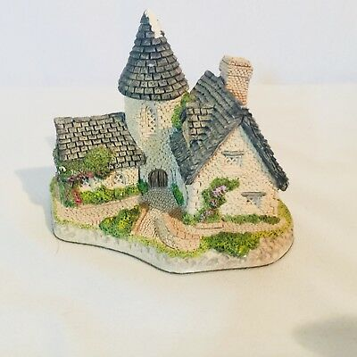 David Winter Cottages 1985 The Vicarage RARE Retired