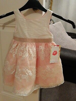baby girls dress from sweet heart rose USA brand for 18/24 mths new with tags pi