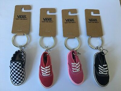 Vans Keychain Shoe Key Ring Stocking Stuffer Gift