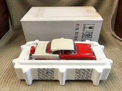 1955 CHEVROLET BEL AIR SEDAN 1:24 THE FRANKLIN MINT NEW IN BOX  Ships Free!!