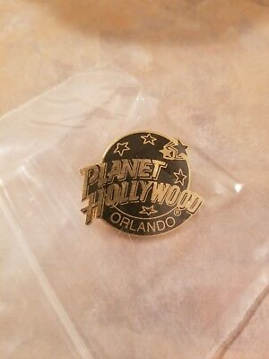 Planet Hollywood Orlando pin