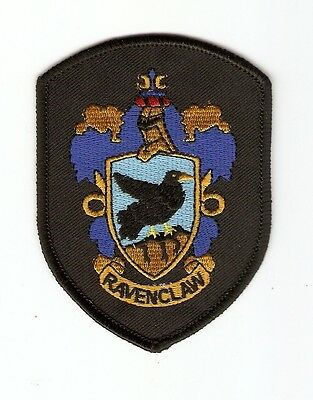 + HARRY POTTER Aufnäher Patch  RAVENCLAW LOGO