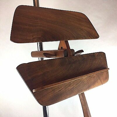 Federico Armijo Custom Hand Made Wood Music Stand