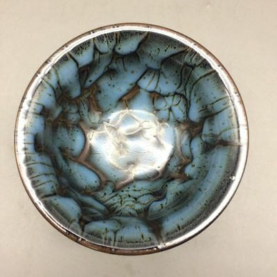 Chinese antique ceramics painting manual small bowl  4.6w02