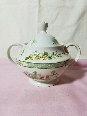 Royal Doulton Tonkin SUGAR BOWL TC 1107 - Fine China Made In England 1974