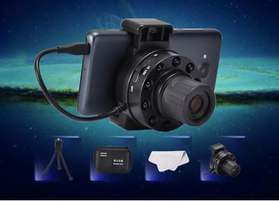 DIY Night Vision Scope Device for OTG Android Phone Micro USB