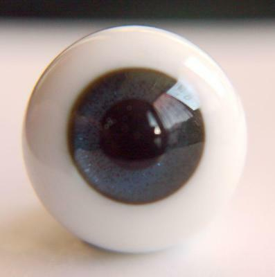 16mm  For BJD DOD AOD MK OK RD Doll Dollfie Glass Eyes Outfit Dark blue