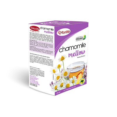 Chamomile Mellow Teabags 25
