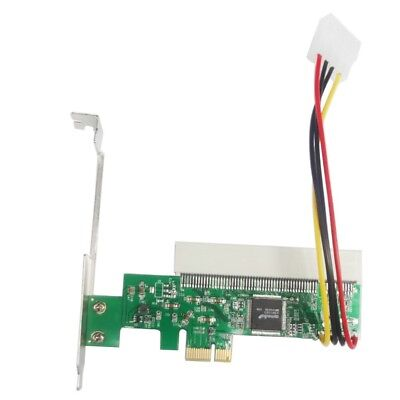 XT-XINTE LPE1083 PCI-Express to PCI Adapter Card - Green