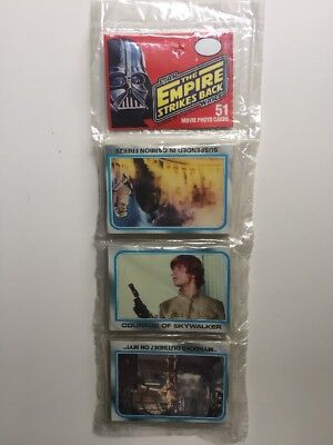 Vintage Star Wars ESB Trading cards