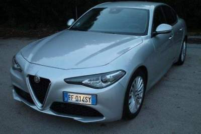 ALFA ROMEO Giulia 22 turbo diesel 180 cv at8 super