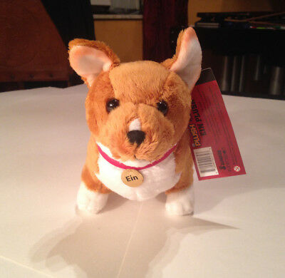 Official Cowboy Bebop Ein Plush Dog Corgi Loot Anime Loot Crate NEW Puppy Cute