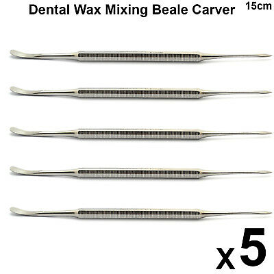 Set OF 5 Wax Carving Beale Carvers Sculpture Modelling Laboratory Instruments CE