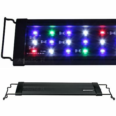 LED Aquarium Light Multi-Color Full Spectrum Plant Light 0.5W Fish Tank Light