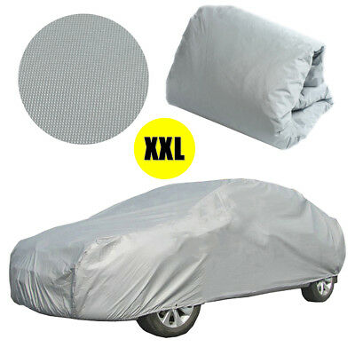 XXL Large Universal Full-size Car Cover Anti Dust Water Resistant UV Protection