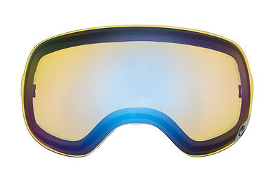 Dragon APX Frameless Goggles Replacement Lens -  Yellow/Blue Ion