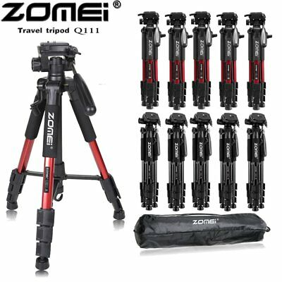 Zomei Q111 Professional HeavyDuty Aluminium Tripod&Pan Head for DSLR Camera LOT#