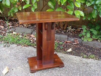 Art Deco Side Lamp Table, Can Deliver