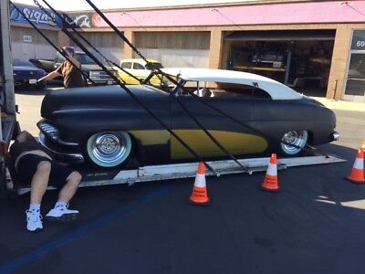 1949 Mercury Other  1949 Mercury Lead Sled Custom Carson Top Convertible (unfinished)