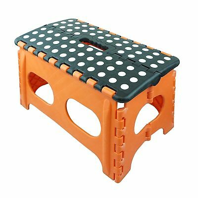 Extra Wide Folding Step Stool For Multi Purpose