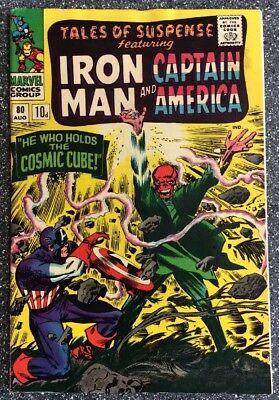 Tales Of Suspense #80 (1966)