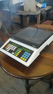 parcel weighing scales workshop clearance ex post office scales re program
