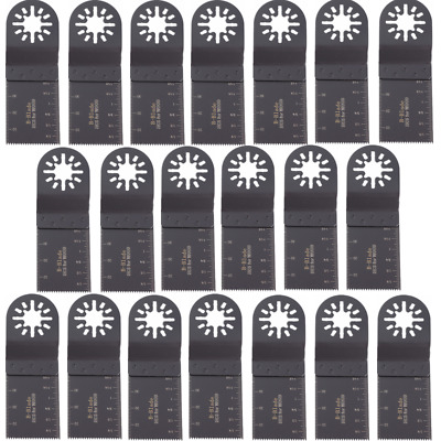 35mm 10 pcs Bosch Multi Tool Blades FEIN MultiMaster Double Precision Wood Saw
