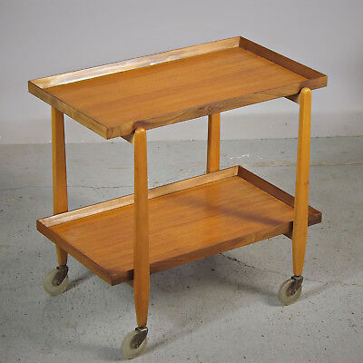 Tea / Drinks Trolley (delivery available) Teak, Retro, Vintage