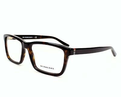 AUTHENTIC BURBERRY EYEGLASSES BE2188 3515 Green Frames 55MM Rx-ABLE ...