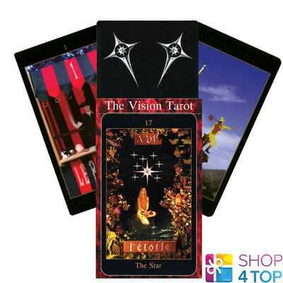 The Vision Tarot Deck Cards By Tim Thomson Esoteric Us Games Systems New