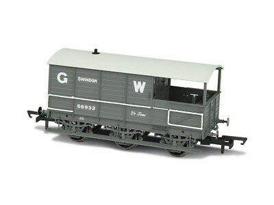 Oxford OR76TOA001 Güterwagen Begleitwagen Toad Brake GWR Swindon 00