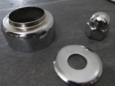 Ferguson TE20 Tractor Steering cover nut and washer set