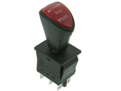 DPDT Motor Control Toggle Switch, 3 Position   32827SW