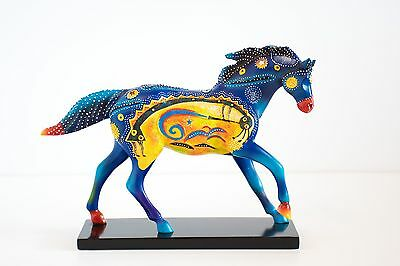 The Trail of Painted Ponies RETIRED Kokopelli Pony VERY LOW #1 E/0756, No. 1508