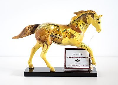 The Trail of Painted Ponies Retired Running with the Ancestors, #1E, No.12210