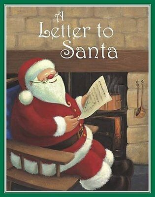 New A Letter to Santa Claus Story Book Father Christmas Stocking Filler