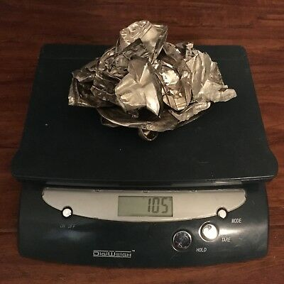Sterling Silver Solid 925 Scrap Lot 105 Grams Melt Craft Recycle 3.7 Ounces