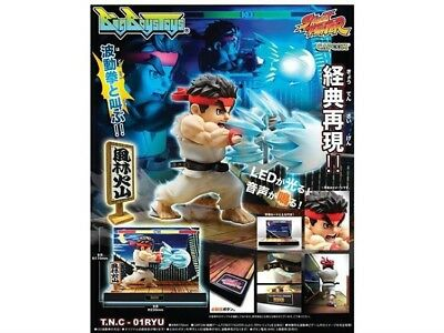 NEW Big Boy Toys Street Fighter TNC-01 The New Challenger Ryu Figure