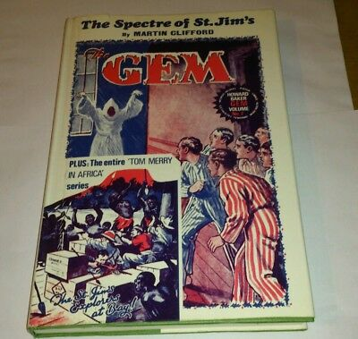 The Spectre Of St Jim's, The Gem, Facsimile Edition, Howard Baker, 1974