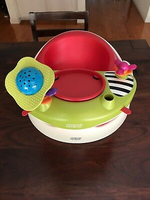 Mamas & Papas Baby Snug and Activity Tray Infant Positioning Seat