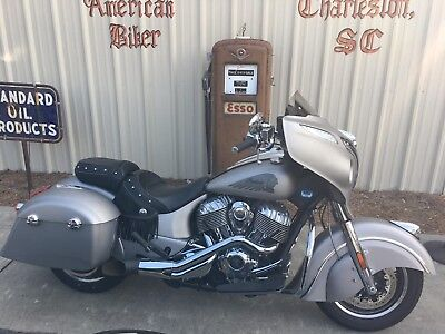 2016 Indian Chieftain  2016 Indian Chieftain