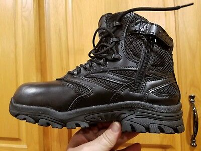 Boots, Thorogood, Deuce Z-Trac side zip 6""