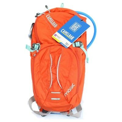 new arrivals great quality new products CAMELBAK MAGIC WOMEN Hydration Pack Flame Orange Aruba Blue ...