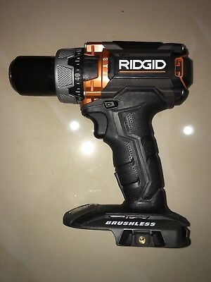 RIDGID 18v VOLT GEN5X Brushless Hammer Drill limited Edition - R86116 Bare tool