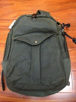 FILSON Journeyman #11070307 Backpack Otter Green New Made in USA