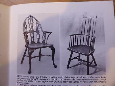Collect Windsor Chairs?  Super Book On Ages Types Makers Rarity Repairs Care Etc