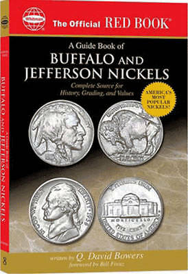 Guide Book of Buffalo and Jefferson Nickels - Red Book, Whitman